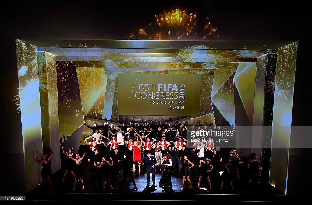 FIFA Congress Zürich 2015
